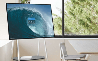 Discover the Surface Hub 2S